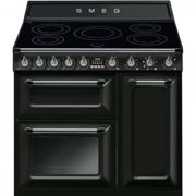 Piano de cuisson induction Smeg TR 93 IBL