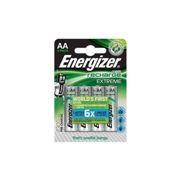 4 Piles Rechargeables AA / HR6 2300mAh Energizer Extreme