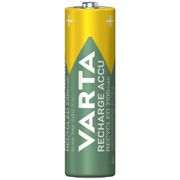 Pile rechargeable LR6 (AA) NiMH Recycled Ready to Use 5.6816101402E10 2000 mAh 1.2 V 2 pc(s) - Varta