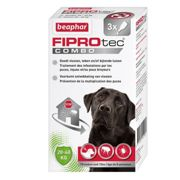 Fiprotec Combo Pipettes Antiparasitaires pour Grands Chiens - 3x2,68ml