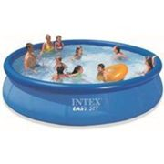 Piscine Intex⢠Easy Set à 4.57 x 0.84m (Incl. pompe filtrante)