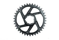 Plateau sram eagle x sync 2 sl direct mount deport 6mm 12 vitesses gris 36