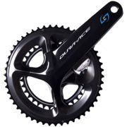 Plateaux Stages Cycling Power R G3 cw Dura-Ace R9100 - Noir
