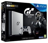 PlayStation 4 (PS4) - Console 1To Limited Edition + GT Sport