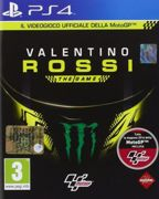 Playstation 4 Valentino Rossi The Game