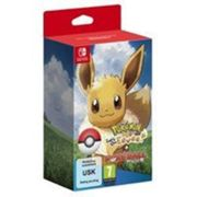 POKÉMON: LET¿S GO, EEVEE+ POKÉ BALL PLUS PACK FR/NL SWITCH