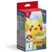 POKÉMON: LET¿S GO, PIKACHU+ POKÉ BALL PLUS PACK FR/NL SWITC