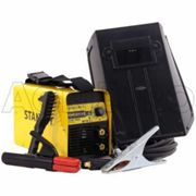 Poste à souder inverter MMA Stanley STAR 7000 - 200A max - 230V - cycle 40%@200A - kit
