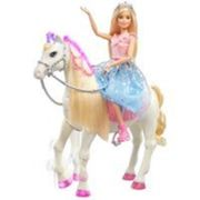 Poupée Barbie avec Horse Princess Adventure