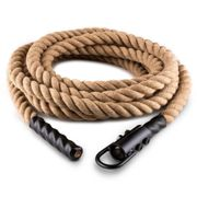 Power Rope Corde chanvre 12m Ø 3,8cm crochets
