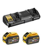 Power Set DeWALT FlexVolt (2 x 54V/18V 9,0 Ah DCB132)