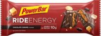 PowerBar Ride Energy - Chocolat - caramel