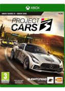 Jeu Xbox One Namco PROJECT CARS 3 XONE VF