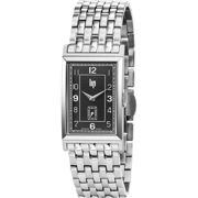 Promo : Montre Lip T18 CHURCHILL 671282 - Montre Argentée Rectangulaire Homme