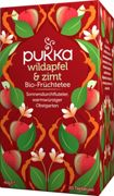 "Pukka Infusion ""Pomme Sauvage & Cannelle"" Bio - 20 pièces"