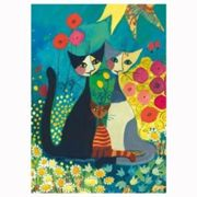 Puzzle 1000 Pièces Rosina Wachtmeister : Flowerbed