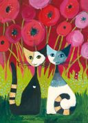 Puzzle 1000 Pièces Rosina Wachtmeister - Poppy Canopy