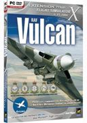 Raf Vulcan (Add-On Pour Flight Simulator X)
