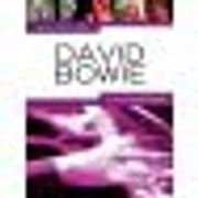 Music Sales Really Easy Piano: David Bowie Partition