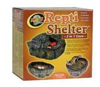 Repti Shelter - Large Zoomed