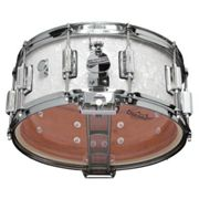 """ROGERS DRUMS DYNA-SONIC 14"""" X 6.5"""" 37-WMP WHITE MARINE PEARL - BEAVERTAIL"""