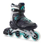 Roller fitness femme FIT500 Peppermint - OXELO - 39