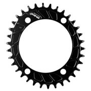 Rotor Plateau Q Rings Sm Oval 110 Bcd 34t Black