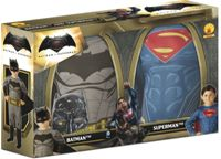 Rubie's Bi-Pack Batman V Superman - Dawn Of Justice - Taille M Multicolore
