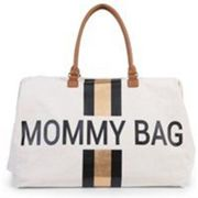 Sac à Langer Mommy Bag Noir-Gold