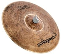 "Schlagwerk 14"""" Cajon Crash-Ride"