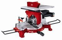 Scie à onglet avec table 1800 W TH-MS 2513 T EINHELL