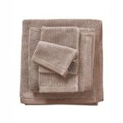 Serviette de Douche Marc O'Polo Timeless Tone Stripe Beige Clay