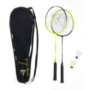 Set raquette de Badminton et volants Magic Night - TALBOT TORRO - SANS TAILLE