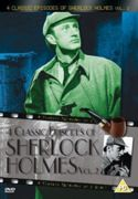Sherlock Holmes - 4 Classic Episodes - Vol. 2 - The Case Of Harry Crocker / The Case Of The Unlucky Gambler / The Case Of The Jolly Hangman