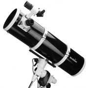 SkyWatcher Newton 200/1000 Black Diamond sur NEQ6 Go-To