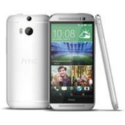 Smartphone HTC One (M8), 16 Go, Argent Argent