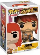 Son Of Zorn Figurine Pop! Television Vinyl Zorn 9 Cm