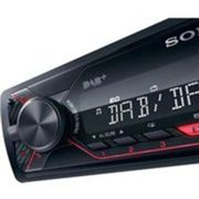 Sony Dsx-a310dab Auto Radio - Rouge Rouge