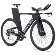 Specialized Vélo Route Shiv Expert Disc Ultegra Di2 M Gloss Carbon / Metallic White Silver / Clean