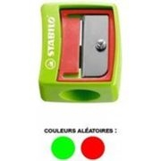 STABILO - Taille-crayon pour crayons woody 3 in 1, Assortis