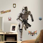 STAR WARS STORMTROOPER - Stickers repositionnables géants Stormtroopers Star Wars Episode VII 113x56 - Multicolore