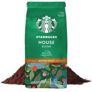 Starbucks House Blend - 200 g. Café moulu
