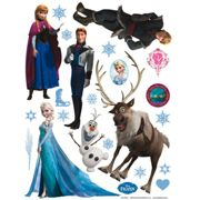 Stickers géant La Reine des Neiges Frozen Disney
