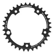 Stronglight Ct2 110 Bcd Adaptable Campagnolo 36t Black