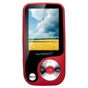 Sunstech Mp4 Thorn4gbrd 1.8´´ One Size Red