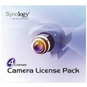 Synology Surveillance Device License Pack - Licence - 4 Caméras)