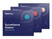 Synology Surveillance Device License Pack - Licence - 1 caméra