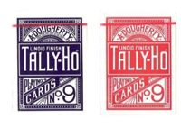 Tally-Ho Circle Bleu (Us Playing Card Company)