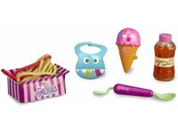 The Bellies: Crazy Meals Kit Famosa 700015537