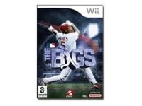 The Bigs - Ensemble Complet - Wii